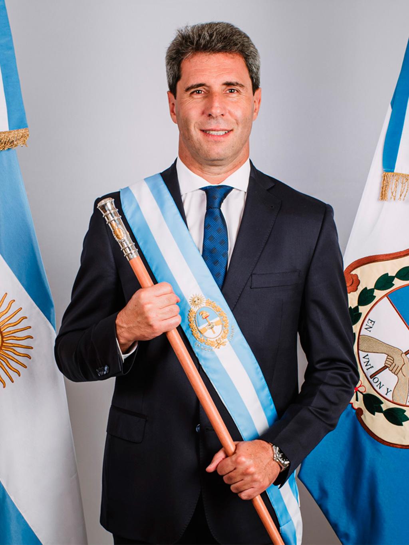 Gobernador de la Provincia de San Juan