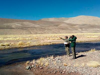 Ambiente y UNSJ trabajarán en nuevas investigaciones ambientales