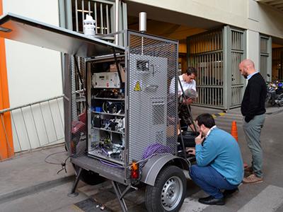 San Juan ya cuenta con la primera estación de monitoreo de calidad de aire del país